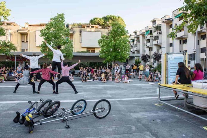laboratori circo teatro gratis Firenze bambini ragazzi