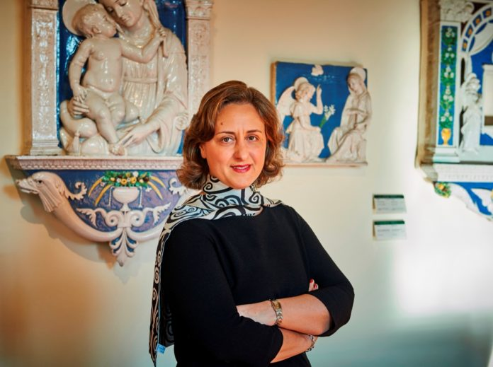 Paola D'Agostino Museo Bargello Firenze