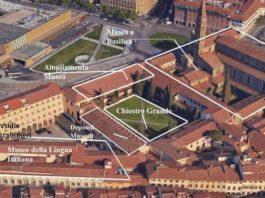 Progetto museo lingua italiana santa maria novella Firenze