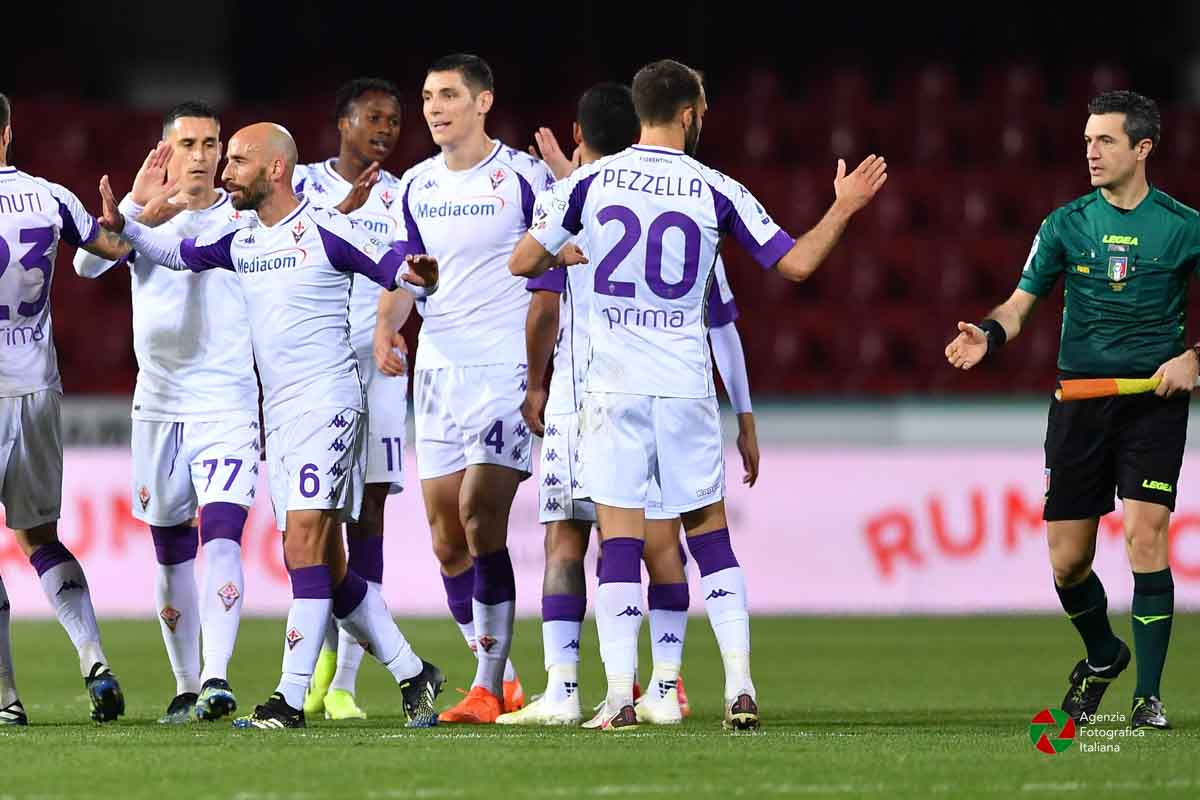 Calendario Fiorentina 2021 2022 serie A date partite