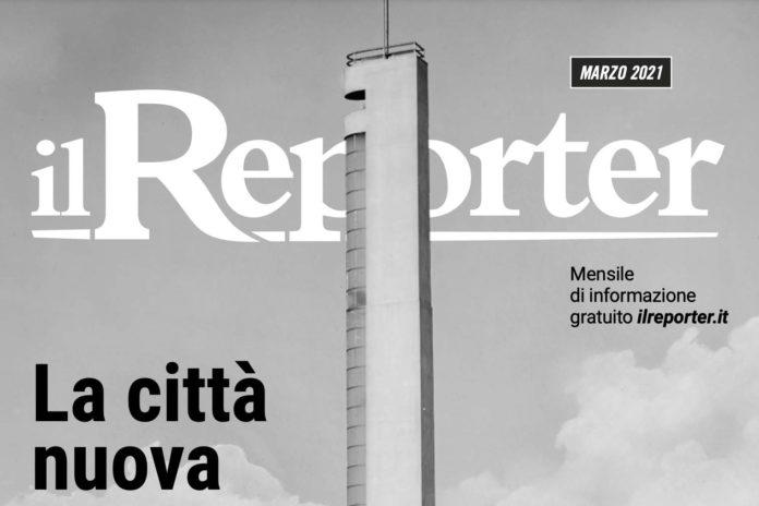 il reporter marzo 2021 copertina