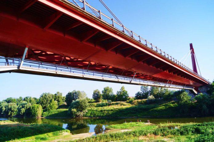 ponte indiano chiuso lavori