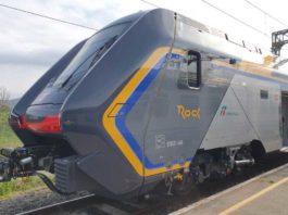 Treni regionali, in Toscana entra in servizio il quinto Rock