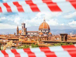 Firenze rimane zona rossa arancione fino quando provincia città metropolitana