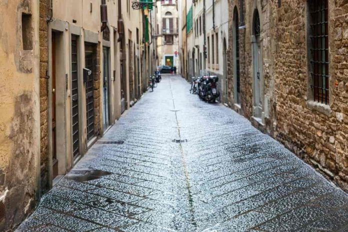 Firenze meteo weekend 1-2 maggio pioggia