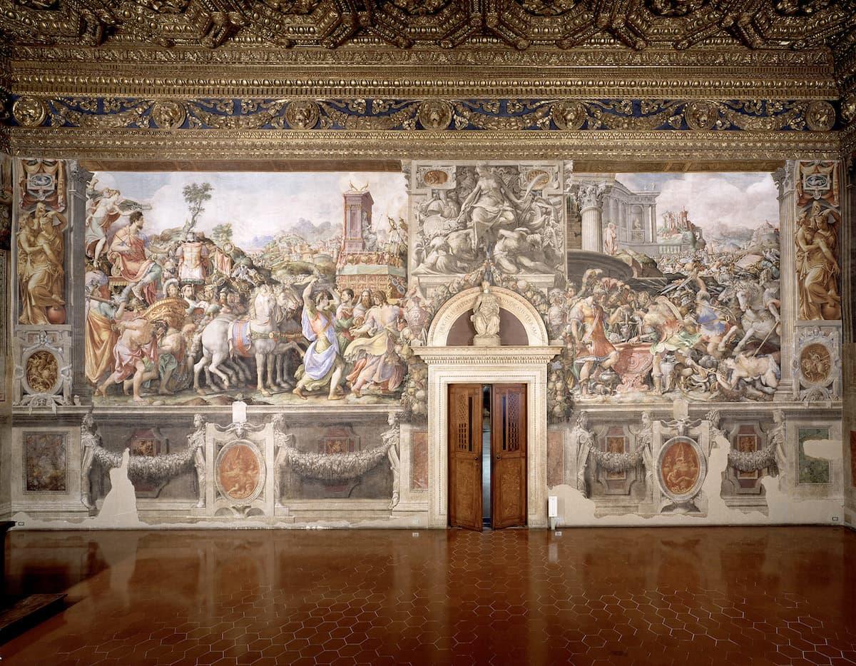 Palazzo Vecchio ospita il videoclip di Giovanni Caccamo