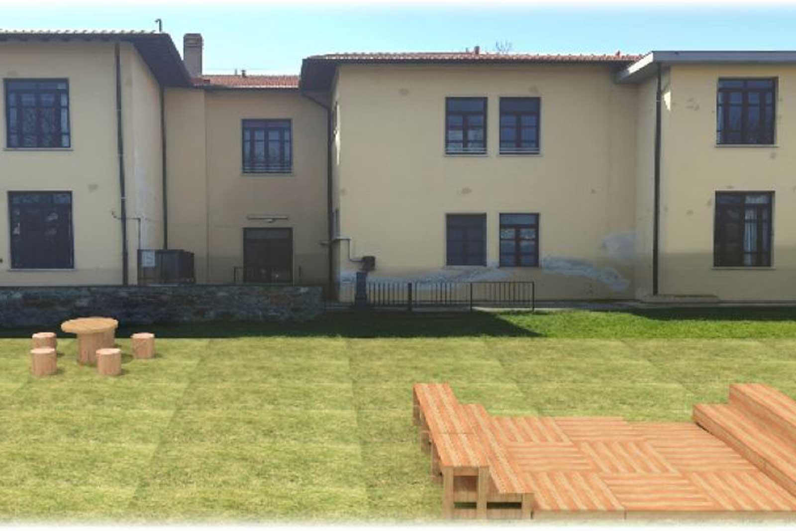 A Firenze la lezione si fa all'aperto nei giardini