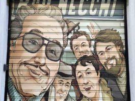 Supercazzola store Firenze negozio amici miei bar necchi shop via renai