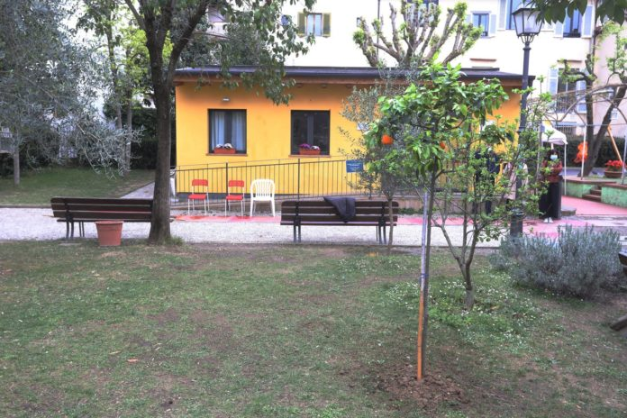 A Firenze nasce area giochi in memoria di Uberto Ardovini