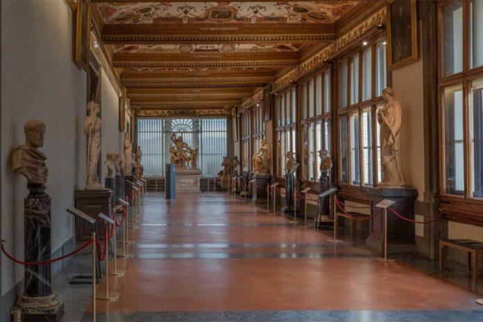 Uffizi, diventa online la mostra sul ruolo della donna in antica Roma