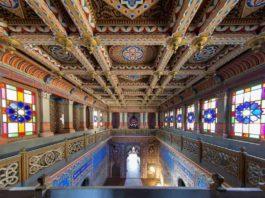 Giornate Fai 2021 primavera Toscana Firenze Castello Sammezzano