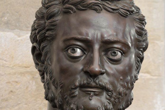 Cellini Cosimo I Occhio d'argento