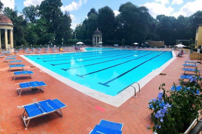 piscina Pavoniere Firenze