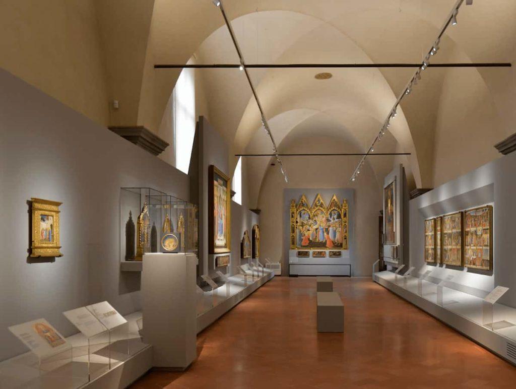 Musei Firenze San Marco aperto orari sala beato angelico