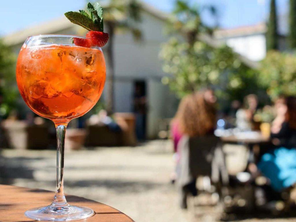 Serre Torrigiani aperitivo Spritz