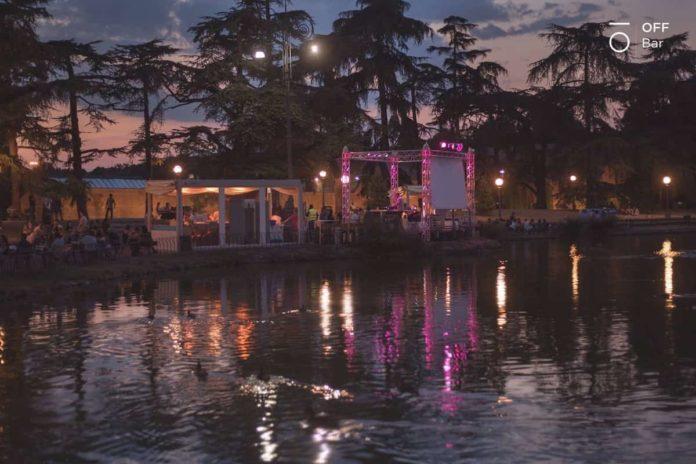 Off Bar Firenze 2021 lago cigni fortezza basso