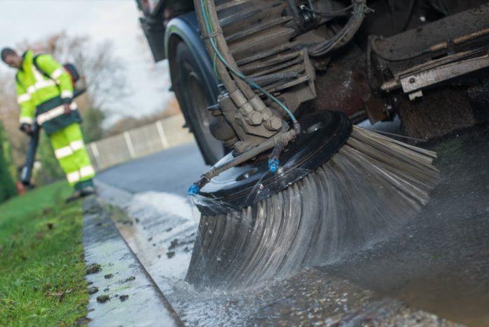 pulizia strade firenze maggio