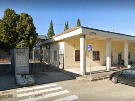 A Firenze chiusura di via San Martino a Brozzi