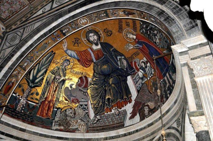 Interno basilica San Miniato al Monte