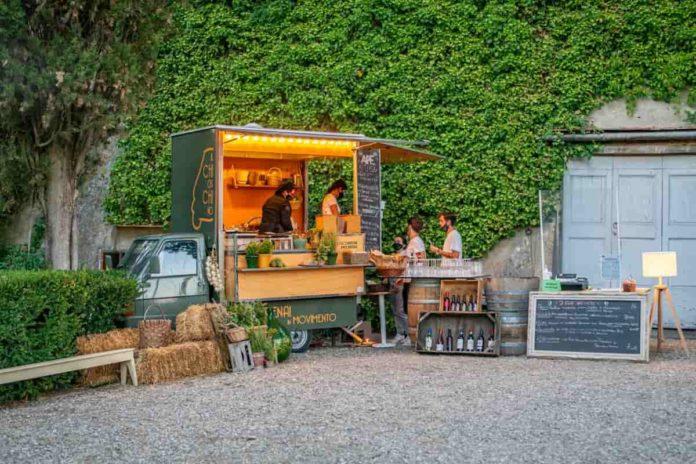 Aperitivo Villa Bardini Firenze estate 2021