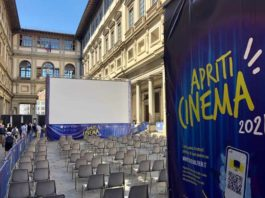 Apriti cinema 2021 programma firenze arena estiva gratis Uffizi