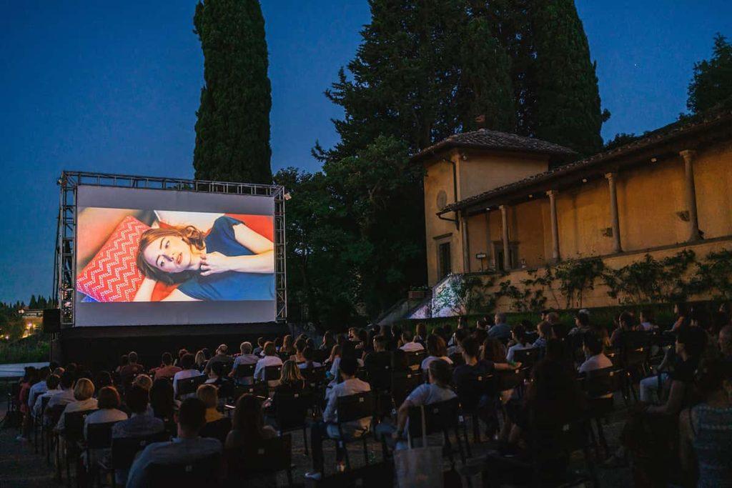 Cinema sotto le stelle Villa Bardini Firenze film gratis famiglie bambini