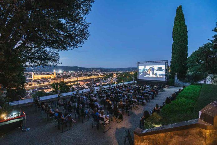 Cinema Villa Bardini 2021 Firenze programma film biglietti parcheggio