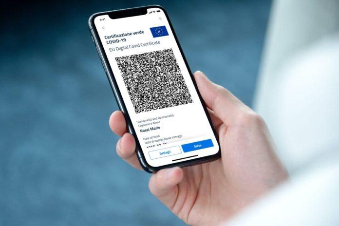green pass digitale numero identificativo tessera sanitaria AUTHCODE come ottenere