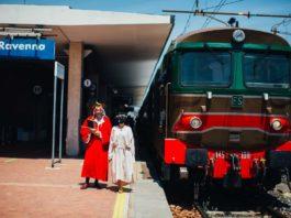 TrenoDante 2021 Firenze Ravenna biglietti prenotazioni orari biglietti
