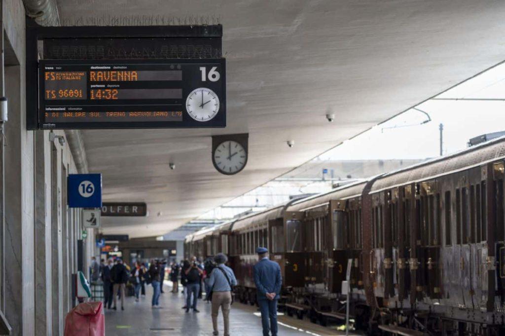 treno Dante 2021 Firenze Ravenna