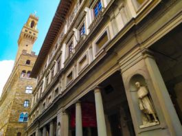 Notte europea dei musei 2021 Firenze 1 euro Uffizi