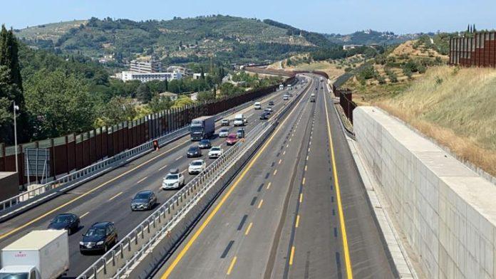 terza corsia Autosole tra Firenze Sud-Incisa