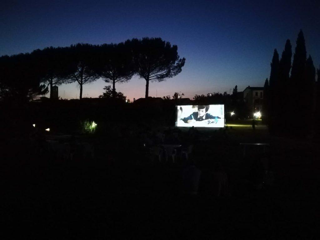 Cinema aperto Firenze programma 3 4 luglio eventi parco pazzagli