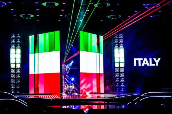 Eurovision Song Contest 2022 Firenze città candidate Italia requisiti