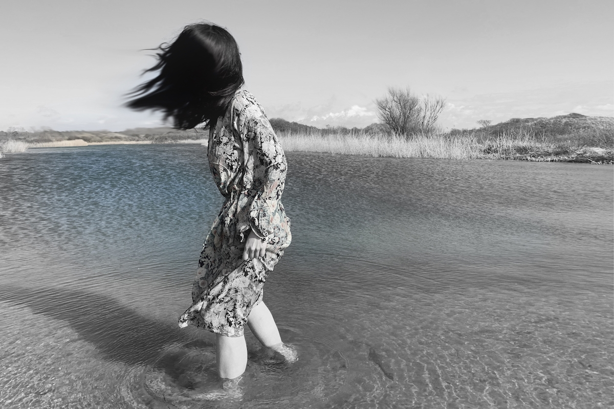 Mariko Hori If the wind blows in Florence