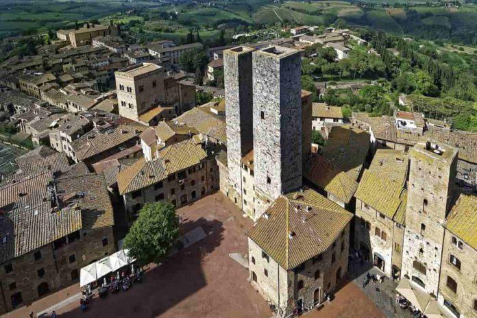 Bandiere arancioni 2021 Toscana borghi più belli da visitare san san gimignano