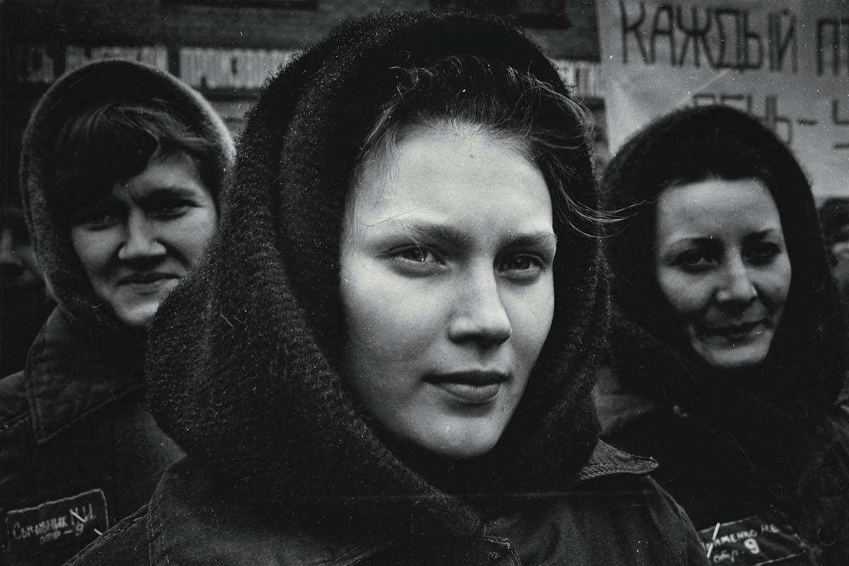 Serjej Vasiliev_Ritratto di una giovane detenuta, 1980