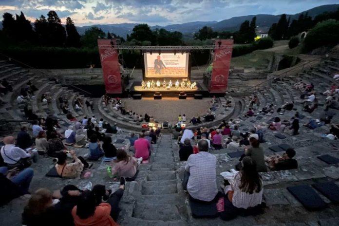 cinema aperto fiesole teatro romano 2021 programma