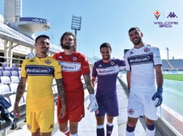 Nuova maglia Fiorentina 2022