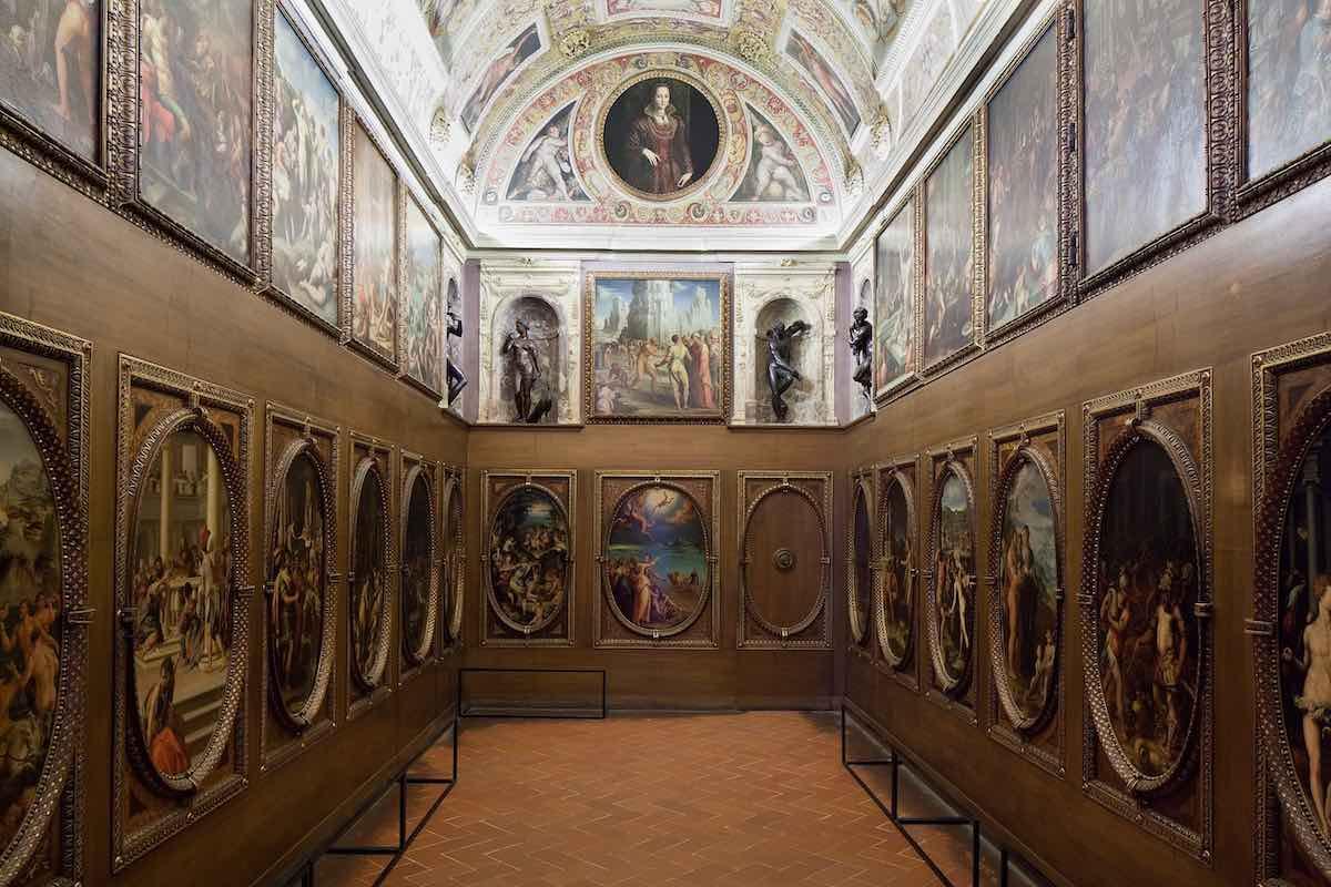 Musei aperti Ferragosto 2021 Firenze percorsi segreti Palazzo vecchio