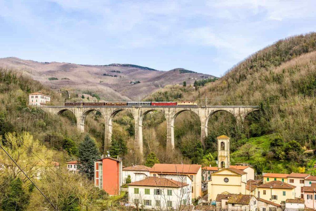 Porrettana Express Transappeninica Toscana Emilia Romagna
