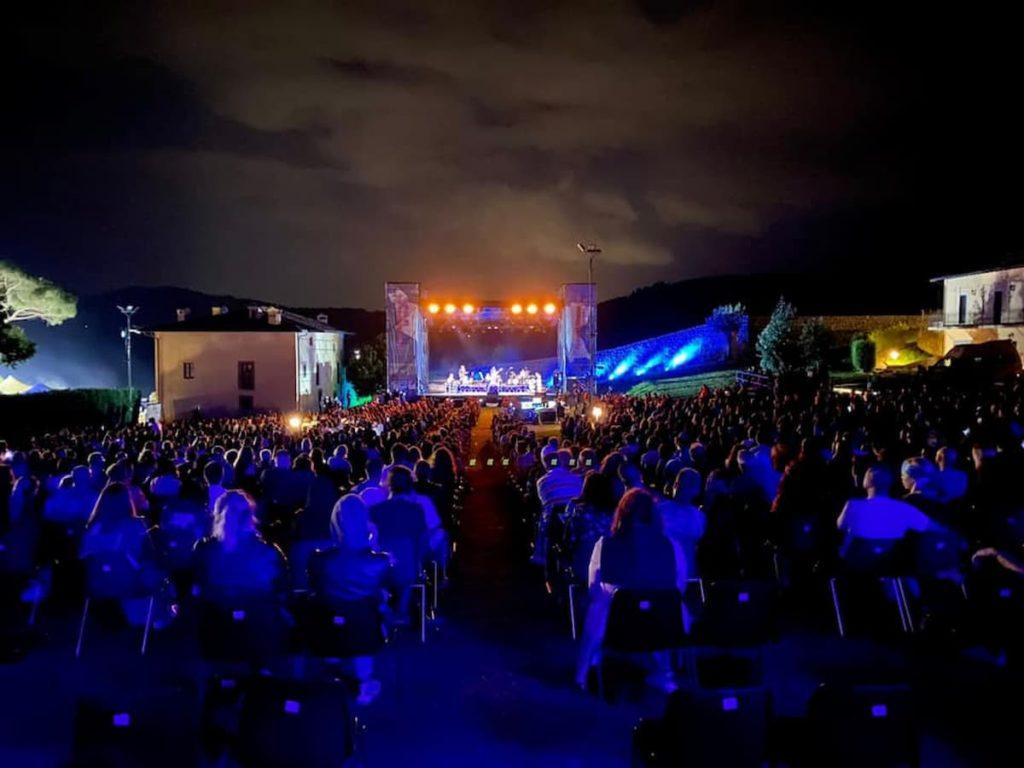 concerto ferragosto 2021 Mont'Alfonso sotto le stelle