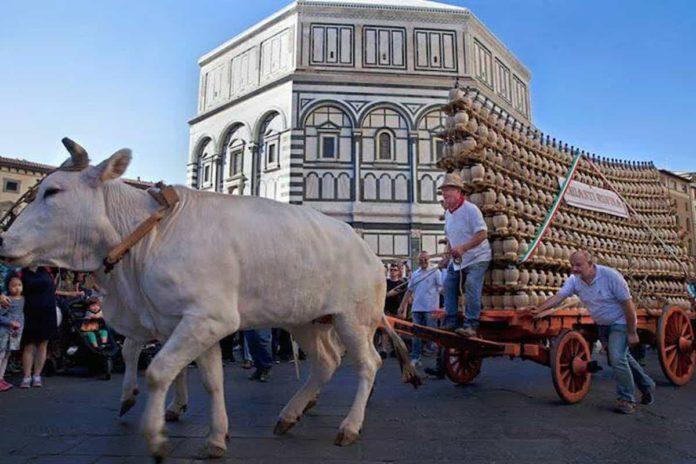 Cosa fare Firenze 25 26 settembre 2021 eventi Bacco artigiano Carro Matto