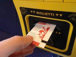 vecchi biglietti abbonamento Ataf bus tramvia validità 1 novembre rimborso nuova gestione carta unica