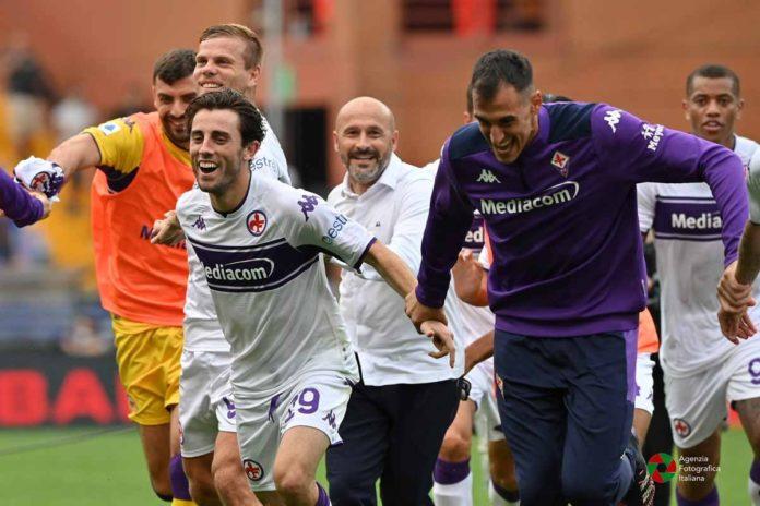 Fiorentina Inter partita