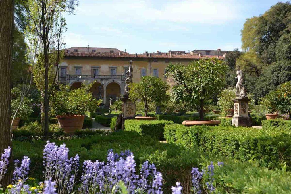 Giardino Corsini Artiganato palazzo Cosa fare Firenze 17 18 19 settembre 2021