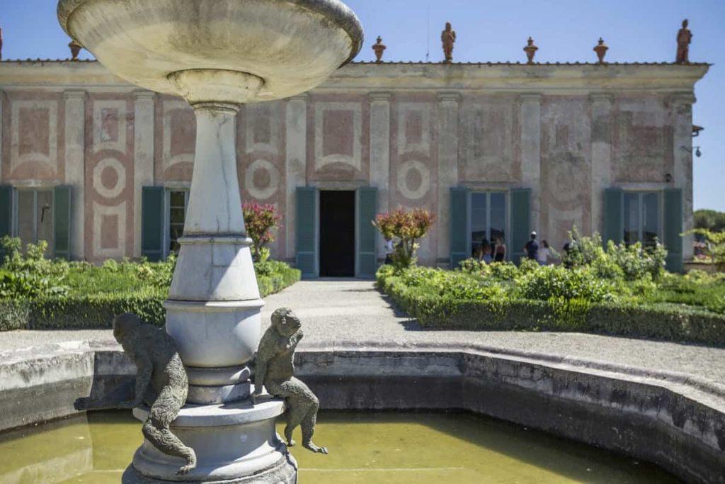 GEP Giornate europee del patrimonio 2021 Uffizi Pitti Boboli Museo Porcellane