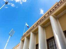 Stadio Artemio Franchi Firenze progetto restyling concorso