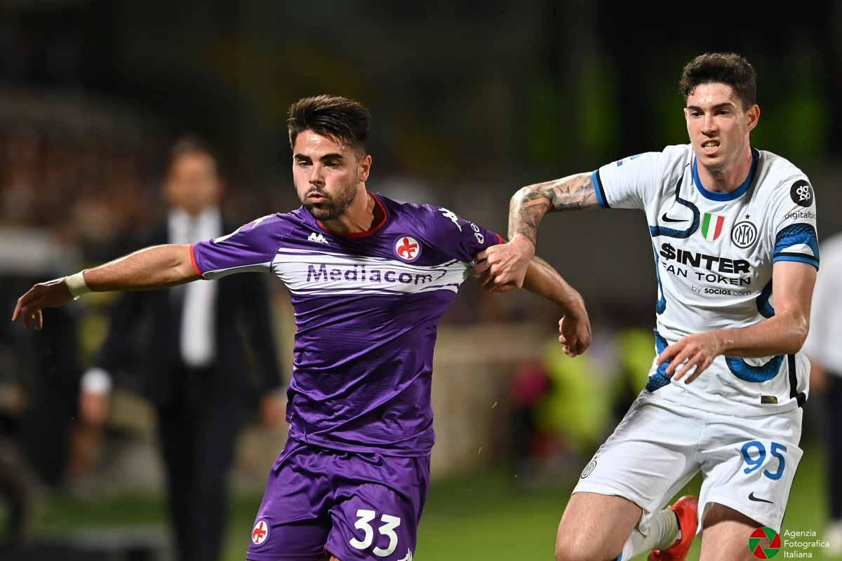 Fiorentina Inter 22 settembre 2021