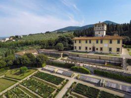 Giornate europee patrimonio 2021 firenze visite guidate gratis Villa Petraia
